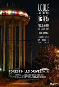 J. Cole Forest Hills Drive: Homecoming