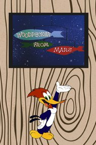 Woodpecker from Mars