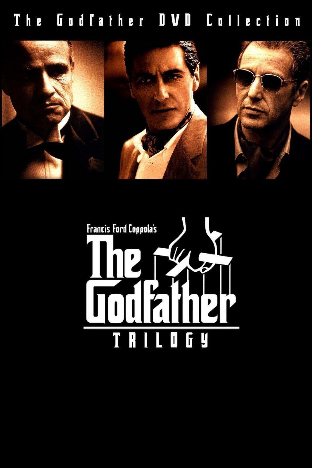 Godfather logo generator