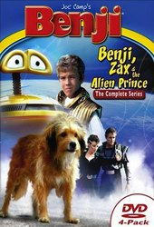 Benji, Zax & the Alien Prince