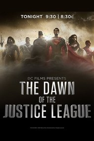 DC Films Presents Dawn of the Justice League
