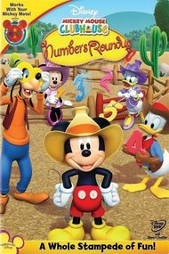 Mickey Mouse Clubhouse: Mickey's Number Round Up
