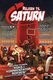 Journey to Saturn