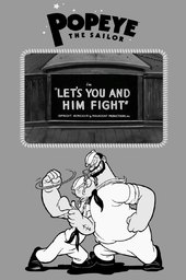 Let's You and Him Fight
