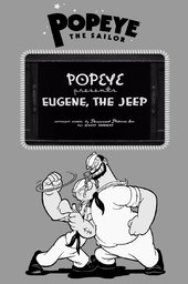 Popeye Presents Eugene, the Jeep