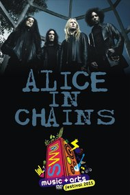 Alice in Chains: [2011] SWU Music & Arts Festival