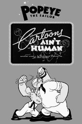 Cartoons Ain't Human