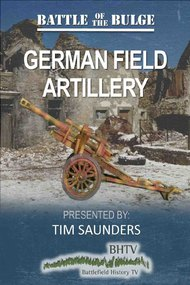 Battle of the Bulge: German Field Artillery