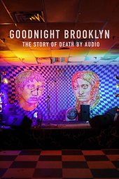Goodnight Brooklyn - The Story of Death By Audio