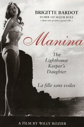 Manina, the Lighthouse-Keeper's Daughter