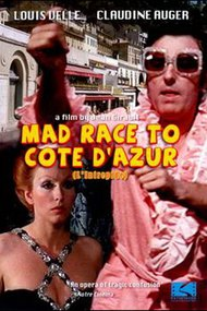 Mad Race to Cote d'Azur