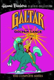 Galtar and the Golden Lance