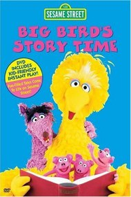 Sesame Street: Big Bird's Story Time