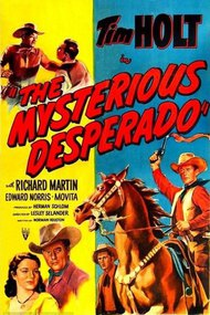 The Mysterious Desperado
