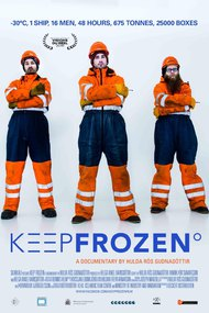 Keep Frozen