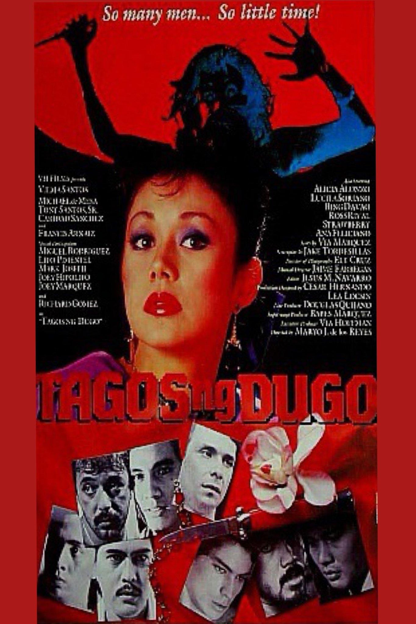 tagos ng dugo Basic information: directed: maryo j de los reyes story: via hoffman screenplay: jake tordesillas cast: vilma santos, michael de mesa, miguel rodriguez, francis.