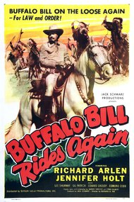 Buffalo Bill Rides Again