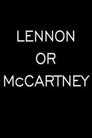 Lennon or McCartney