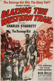 Blazing the Western Trail