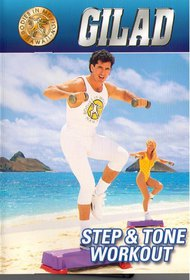 Gilad: Step and Tone Workout