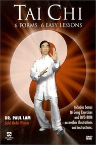 Tai Chi - 6 Forms, 6 Easy Lessons