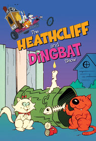 Heathcliff and Dingbat