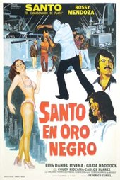 Night of San Juan: Santo in Black Gold