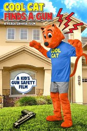 Cool Cat Finds a Gun