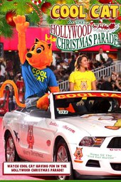 Cool Cat in the Hollywood Parade