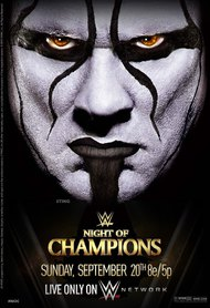 WWE Night of Champions 2015