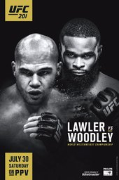 UFC 201: Lawler vs. Woodley