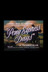 Pony Express Days