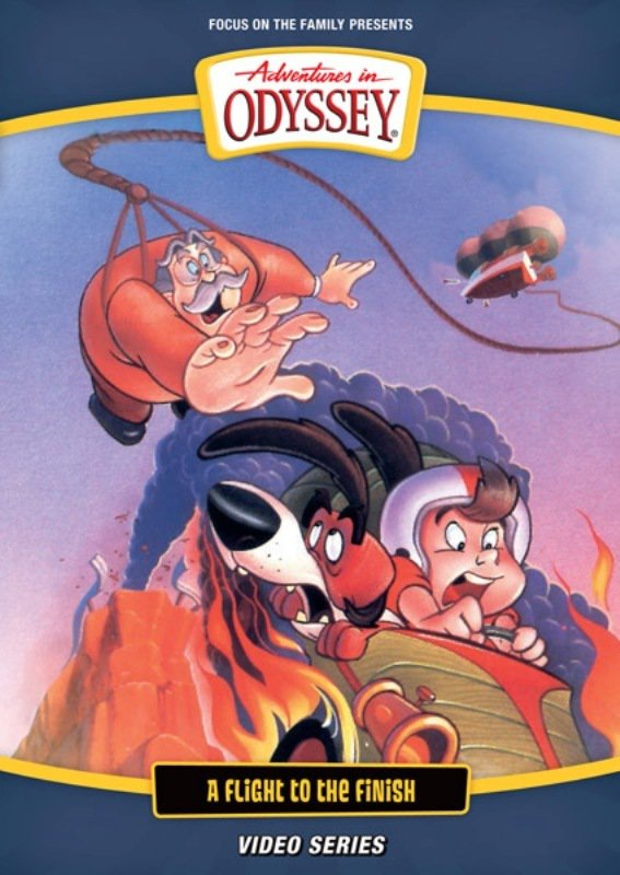Watch Adventures In Odyssey The Knight Travellers Memomagnet