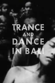 Trance and Dance in Bali