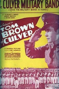 Tom Brown of Culver