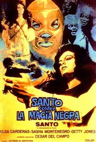 Santo vs. Black Magic Woman