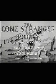 The Lone Stranger and Porky
