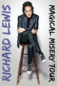 Richard Lewis: The Magical Misery Tour