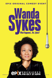 Wanda Sykes: What Happened… Ms. Sykes?
