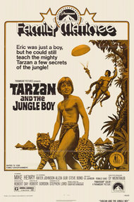 Tarzan and the Jungle Boy