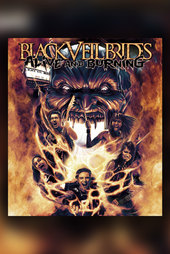 Black Veil Brides: Alive and Burning