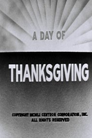 A Day Of Thanksgiving