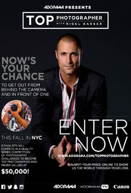 Top Photographer with Nigel Barker