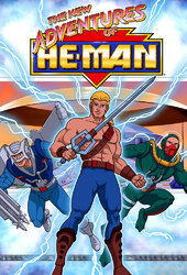 The New Adventures of He-Man