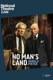 National Theatre Live: No Man's Land