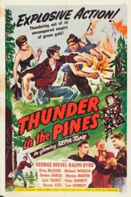 Thunder in the Pines