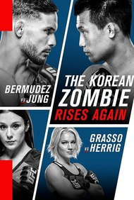 UFC Fight Night 104: Bermudez vs. Korean Zombie