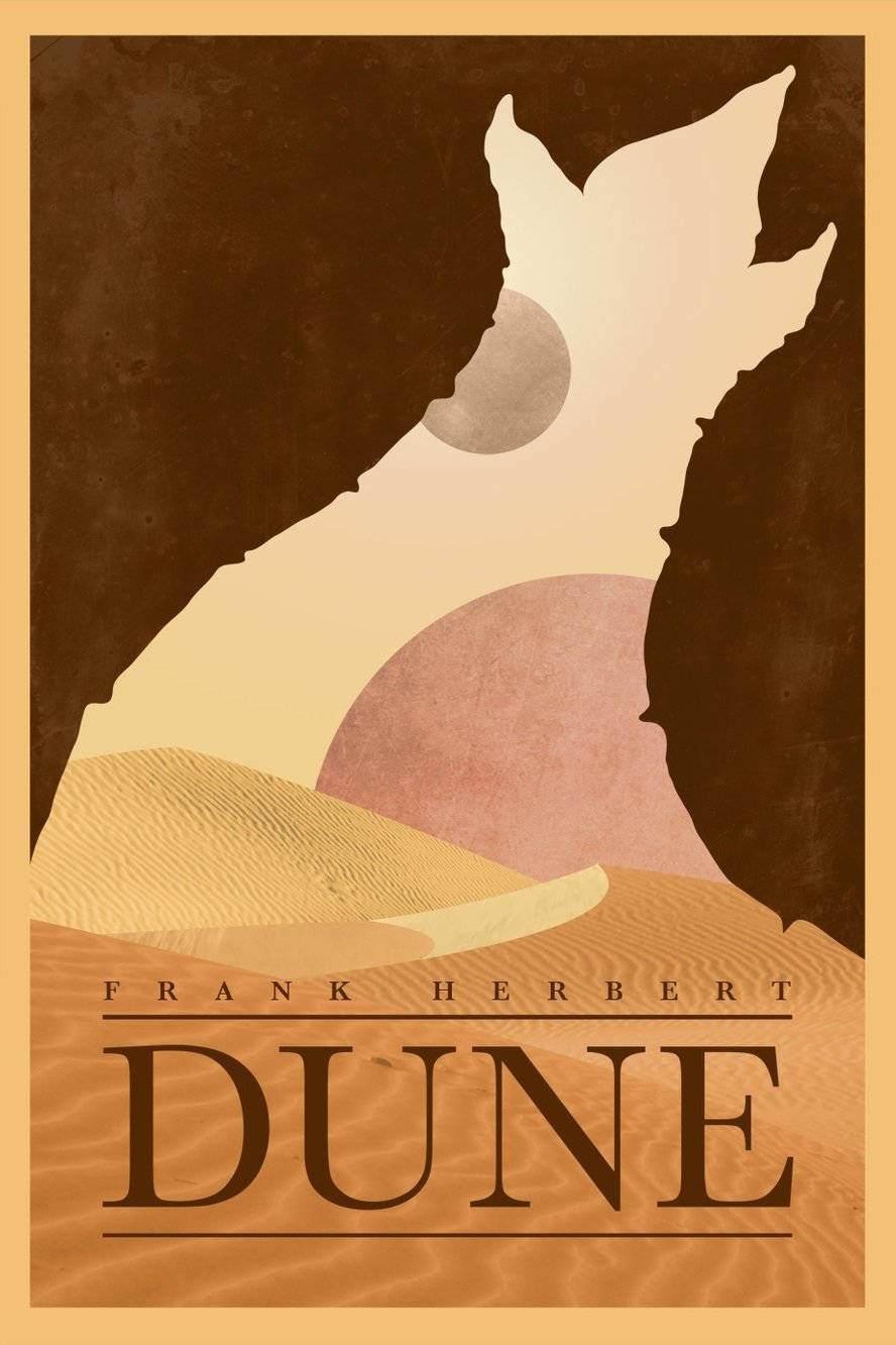 a comparison of herberts dune and asimovs foundation series The characterisation is wafer thin and asimovs plot twists from the first in the series so in short, dune & foundation: of herbert's novels apart from dune.