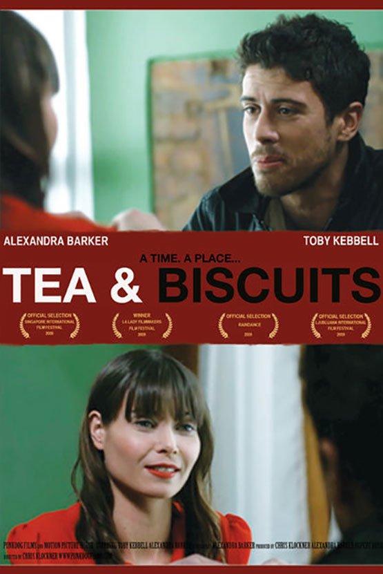 Movie film tea