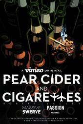 Pear Cider and Cigarettes